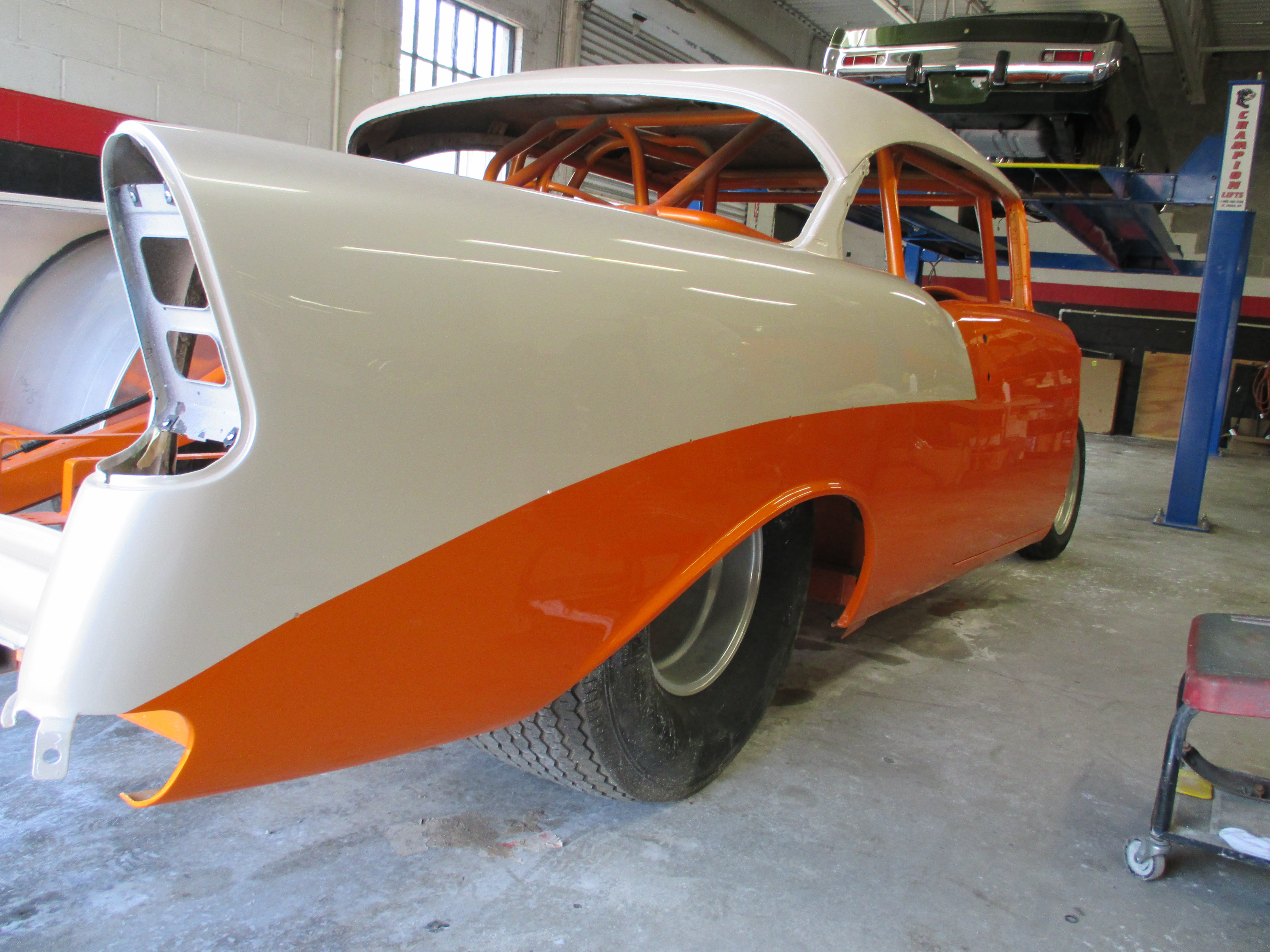 56 Chevy Pro street – brady :: Pauls Rods and Restos